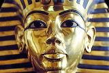 Tutankhamon-Maschera funeraria