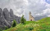 Selva di val Gardena-Dolomites-Italy