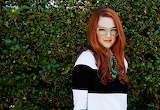Redhead In Glasses