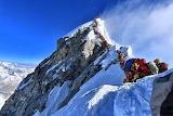 Mt Everest ~ Wait In Line
