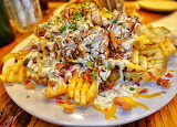 ^ French Fries Nachos