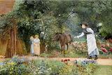 Catching the Pony~ Edward Killingworth Johnson