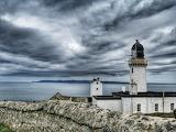 Dunnet Head Lighthouse Scotland