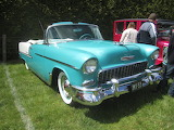 Chevrolet Bel Air 1955,car