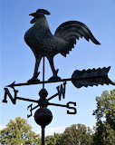 #Rooster Weathervane