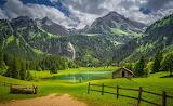 Lauenen, Schweiz