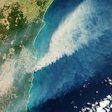 "Space ESA ISS ""Australian bushfires"" ""© Copernicus Sentinel data"
