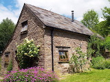 Stone Welsh Cottage