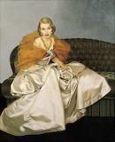 Bernard Boutet de Monvel, Portrait de Millicent Rogers, 1949