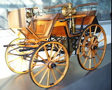 Premier prototype Daimler-Motoren-Gesellschaft de 1886, à Moteur