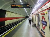 Bethnal Green underground station