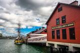 ^ Boston Tea Party Ships & Museum, MA