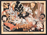 The Venture Bros. two tone by vassdeviant