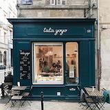Shop bistro Bordeaux France