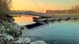 Ponte di barche-Bereguardo