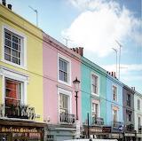 Portobello road London England UK