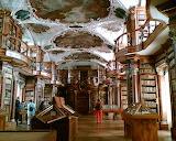Libraries - Abbey library - St Gallen - Switzerland