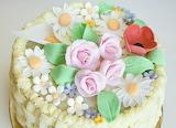 Cake flowers @ Tastery