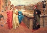 Henry Holiday - Dante e Beatrice