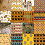 Egyptian Collage