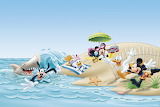 Mickey and Friends-More Beach Fun