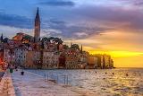 Kroatie-rovinj