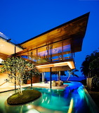 Amusing-beach-house-with-flat-roof-also-wooden-ceiling-design-th