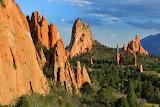 """""""Garden of the Gods"""" Colorado Springs"""