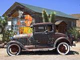 Rusting in Hackberry Arizona MOD CROP