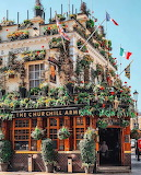 OTT Churchill pub London