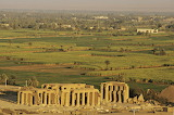 Ramesseum or mortuary temple of pharaoh ramesses 1-luxor-13th ce