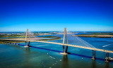 Ravenel bridge, South Carolina