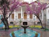 Moghadam Museum in Teheran,Iran