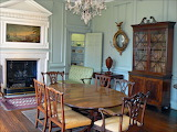 Classical dining room