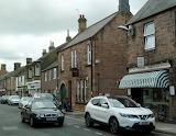 England Wooler Street Scene