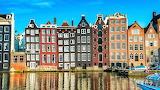 Netherlands waterfront