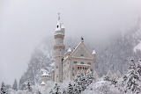 The famous Neuschwanstein Castle