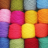 Colorful Yarn...