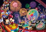 Disney Playground Fireworks