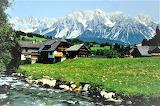 Liechtenstein Landschap