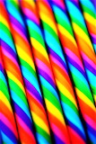 #Rainbow Candy Sticks