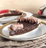Chili chocolate pie