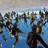 80 Skydivers~Head Down Record