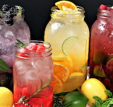 #Naturally Flavored Water
