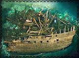 Sunken Warship