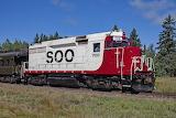 Locomotive Soo 700