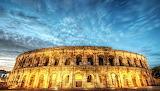 The Colosseum/Rome