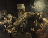 Bellshazar's Feast Rembrandt