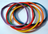 Color-rubber-bands
