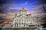 Cathedral Moscow, Russia